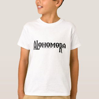 Harry Potter Spell | Alohomora T-Shirt