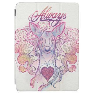 "Harry Potter Spell | ""Always"" Doe Patronus iPad Air Cover"