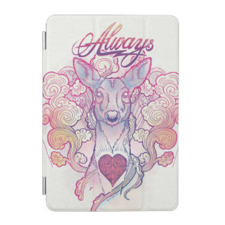 "Harry Potter Spell | ""Always"" Doe Patronus iPad Mini Cover"