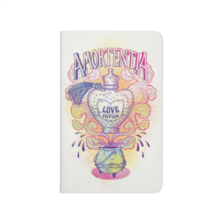 Harry Potter Spell | Amortentia Love Potion Bottle Journal