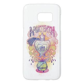 Harry Potter Spell | Amortentia Love Potion Bottle Samsung Galaxy S7 Case