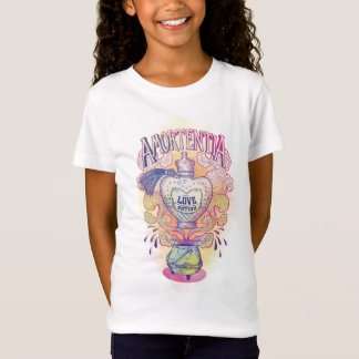 Harry Potter Spell | Amortentia Love Potion Bottle T-Shirt