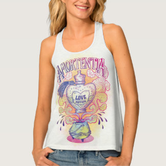 Harry Potter Spell | Amortentia Love Potion Bottle Tank Top