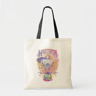 Harry Potter Spell | Amortentia Love Potion Bottle Tote Bag
