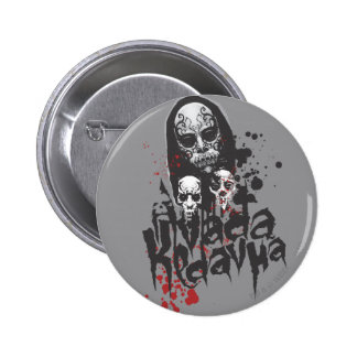 Harry Potter Spell   Death Eater Avada Kedavra 2 Inch Round Button