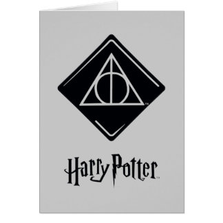 Harry Potter Spell | Deathly Hallows Icon Card