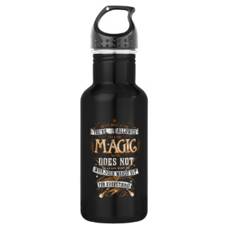 Harry Potter Spell | Just Because You're Allowed T 532 Ml Water Bottle