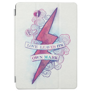 Harry Potter Spell | Love Leaves Its Own Mark iPad Air Cover