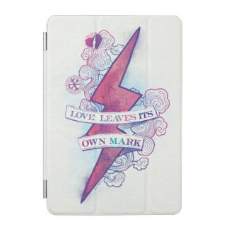 Harry Potter Spell | Love Leaves Its Own Mark iPad Mini Cover