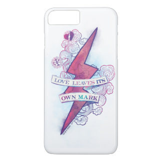 Harry Potter Spell | Love Leaves Its Own Mark iPhone 8 Plus/7 Plus Case