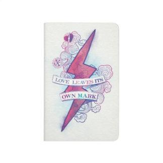 Harry Potter Spell | Love Leaves Its Own Mark Journal