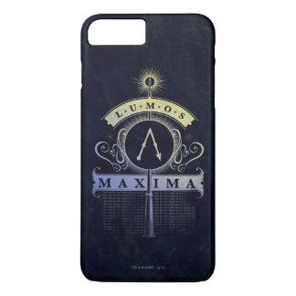 Harry Potter Spell | Lumos Maxima Graphic iPhone 8 Plus/7 Plus Case