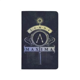 Harry Potter Spell | Lumos Maxima Graphic Journal