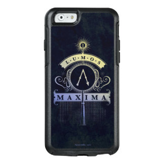 Harry Potter Spell | Lumos Maxima Graphic OtterBox iPhone 6/6s Case