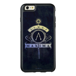 Harry Potter Spell | Lumos Maxima Graphic OtterBox iPhone 6/6s Plus Case