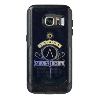 Harry Potter Spell | Lumos Maxima Graphic OtterBox Samsung Galaxy S7 Case