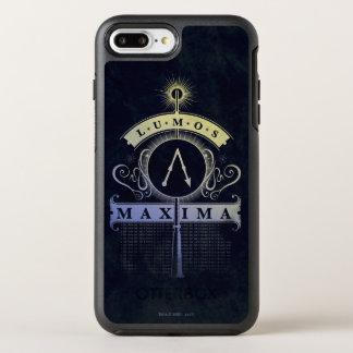 Harry Potter Spell | Lumos Maxima Graphic OtterBox Symmetry iPhone 8 Plus/7 Plus Case
