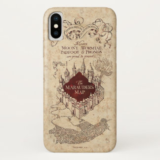 Harry Potter Spell | Marauder's Map Case-Mate iPhone Case
