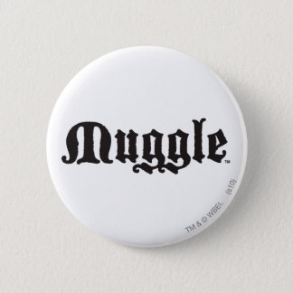 Harry Potter Spell | Muggle 2 Inch Round Button
