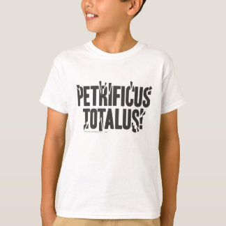 Harry Potter Spell | Petrificus Totalus! T-Shirt