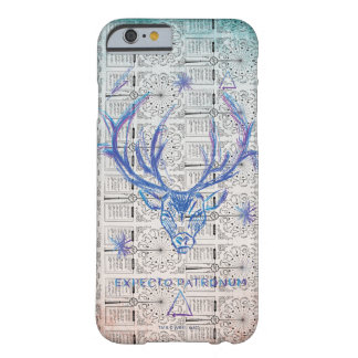 Harry Potter Spell | Stag Patronus Sketch Barely There iPhone 6 Case