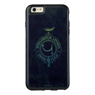 Harry Potter Spell | Wingardium Leviosa Graphic OtterBox iPhone 6/6s Plus Case