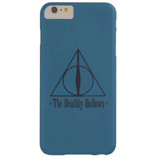 Harry Potter | The Deathly Hallows Emblem Barely There iPhone 6 Plus Case