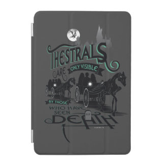 Harry Potter | Thestrals Typography Graphic iPad Mini Cover