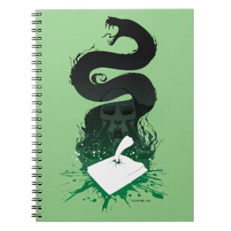 Harry Potter | Tom Riddle's Diary Graphic Notebook