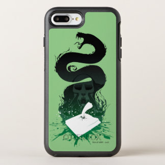 Harry Potter   Tom Riddle's Diary Graphic OtterBox Symmetry iPhone 8 Plus/7 Plus Case