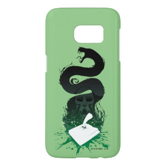 Harry Potter   Tom Riddle's Diary Graphic Samsung Galaxy S7 Case