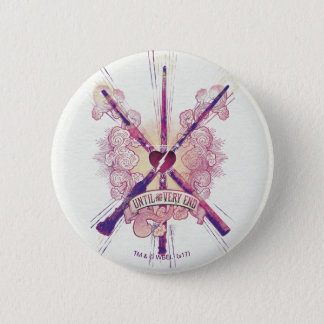 Harry Potter   Until The Very End 2 Inch Round Button