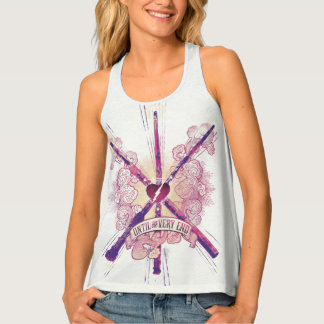 Harry Potter   Until The Very End Tank Top