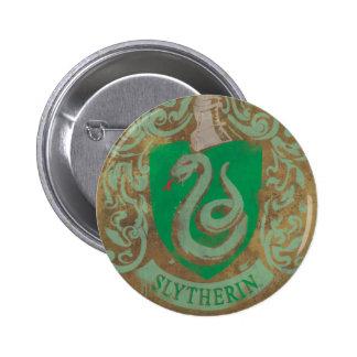 Harry Potter | Vintage Slytherin 2 Inch Round Button