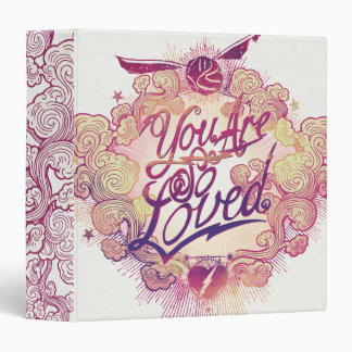 Harry Potter | You Are So Loved 3 Ring Binder