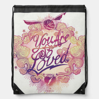 Harry Potter | You Are So Loved Drawstring Bag