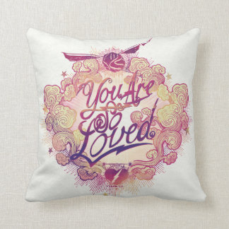 Harry Potter | You Are So Loved Throw Pillow