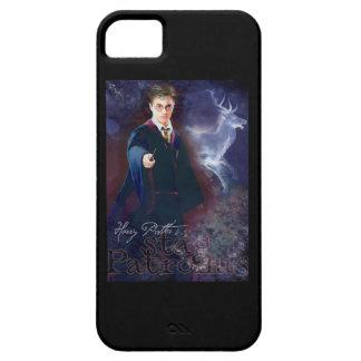 Harry Potter's Stag Patronus iPhone 5 Case
