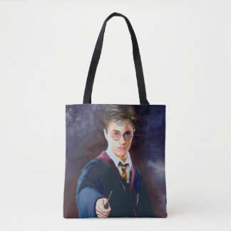 Harry Potter's Stag Patronus Tote Bag
