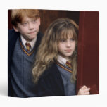 Harry, Ron, and Hermione 3 Ring Binders