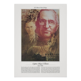 Harry S. Truman Citizen Soldier Poster