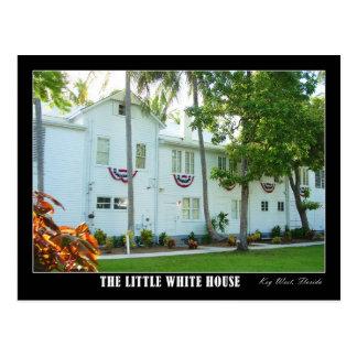 Harry S. Truman Little White House, Key West, FL Postcard