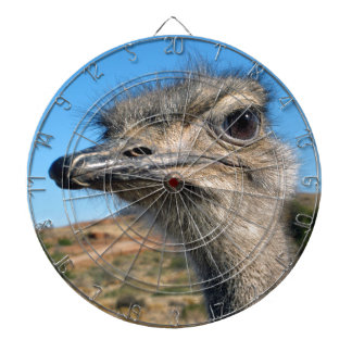 Harry the Happy Ostrich Dart Board