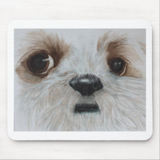 Harry the Shih Tzu Mouse Pad