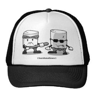 Harshmallows Trucker Hat