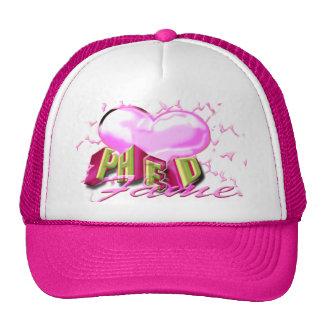 Hart Beat Atruckin Trucker Hat
