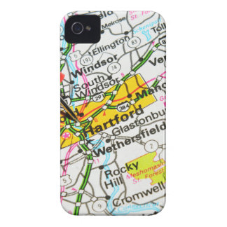 Hartford, Connecticut iPhone 4 Case-Mate Case