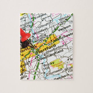 Hartford, Connecticut Jigsaw Puzzle
