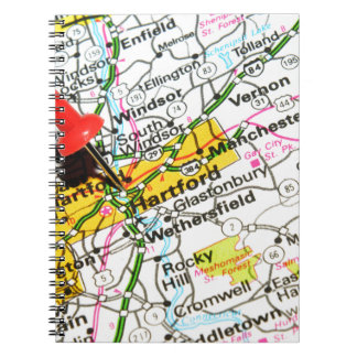 Hartford, Connecticut Notebooks