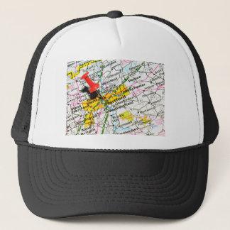 Hartford, Connecticut Trucker Hat